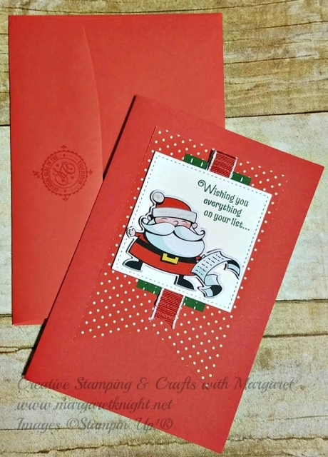 Signs of Santa Stamp Set