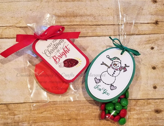 Christmas Tags & Treat Bags