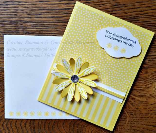 Pineapple Punch In-Color products with Daisy Delight Stamp Set