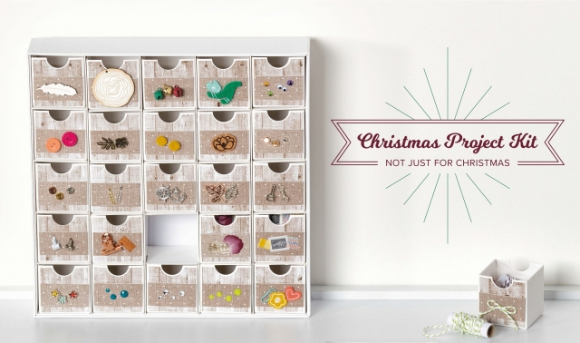 Christmas Countdown Project Kit Variation